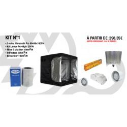 Kit Complet N°1 80x80x180...