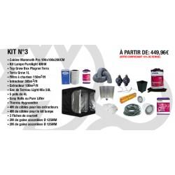 Kit Complet N°3 100x100x200...