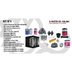 Kit Complet N°4 120x120x200...