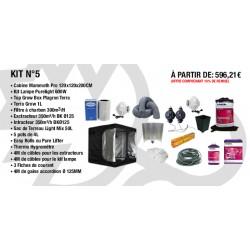 Kit Complet N°5 120x120x200...