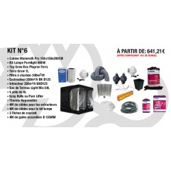 Kit Complet N°6 150x150x200...